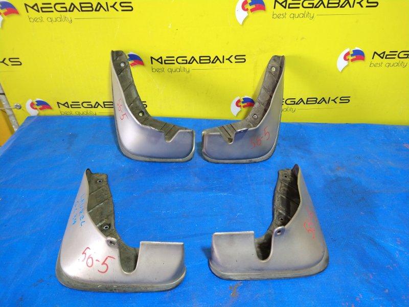 Брызговики комплект Nissan Laurel GC34 (б/у)