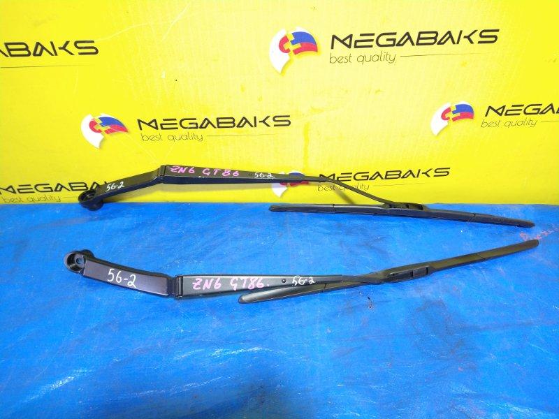 Дворник Subaru Gt86 ZN6 (б/у)