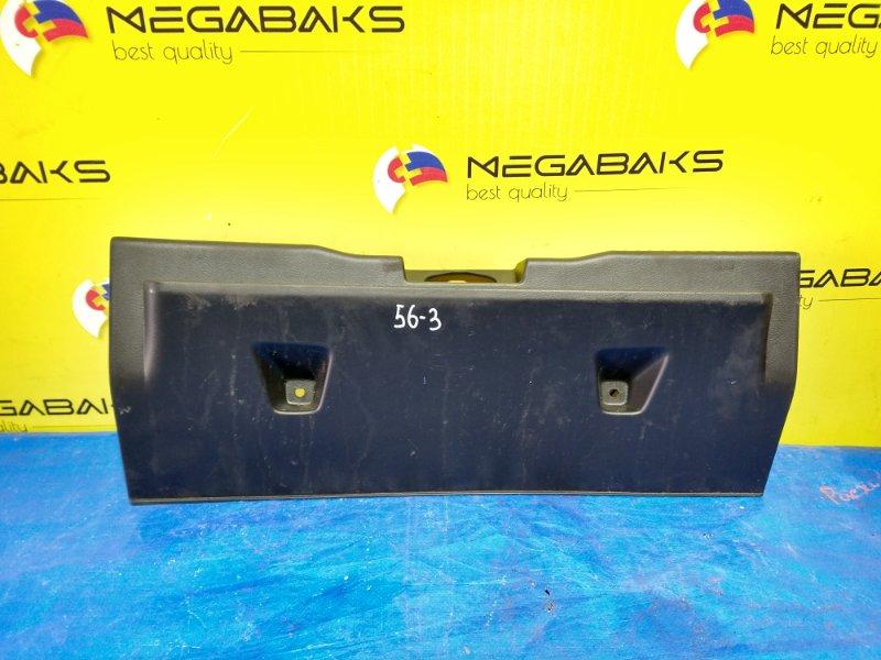 Накладка на багажник Suzuki Ignis FF21S K12C (б/у)