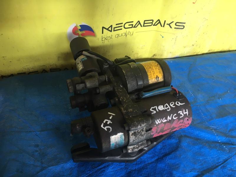 Насос включения 4wd Nissan Stagea WGNC34 53250-10039 (б/у)