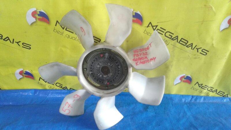 Вискомуфта Nissan Cedric PBY32 VG30DET (б/у)