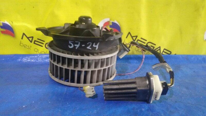 Мотор печки Nissan Gloria PBY32 (б/у)