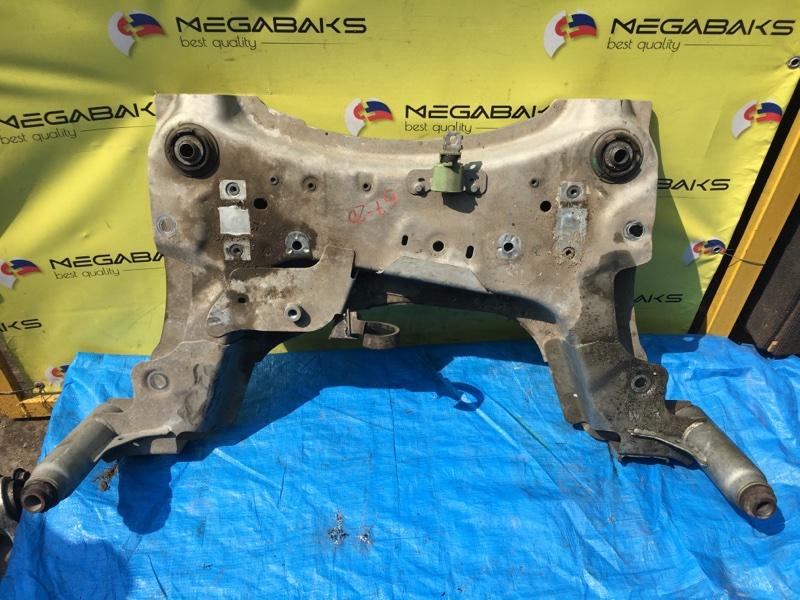 Балка под двс Renault Megane III F4R874 2014 (б/у)