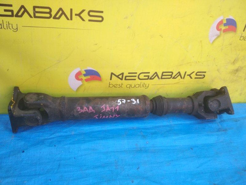 Карданный вал Suzuki Jimny JA11 задний (б/у)