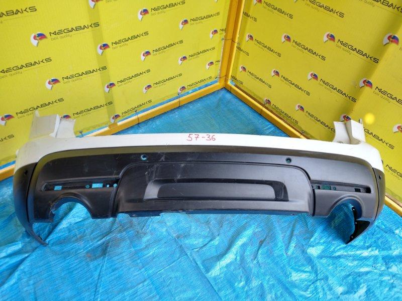 Бампер Ford Explorer U502 задний MK5 (б/у)