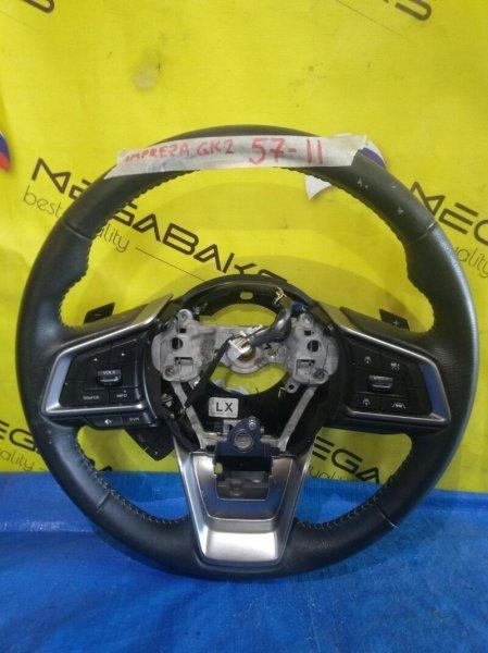 Руль Subaru Impreza GK2 (б/у)