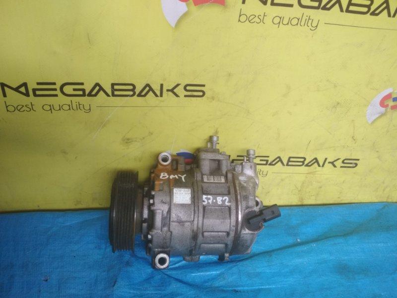 Компрессор кондиционера Volkswagen Touran MK5 BMY 2009 (б/у)