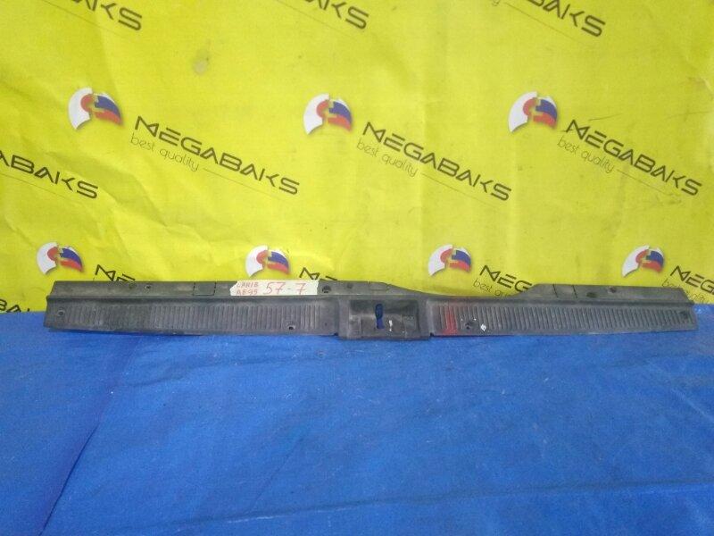 Накладка замка багажника Toyota Carib AE95 (б/у)