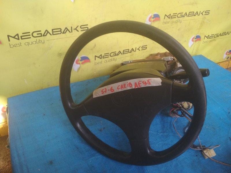 Руль Toyota Carib AE95 4A-FE (б/у)