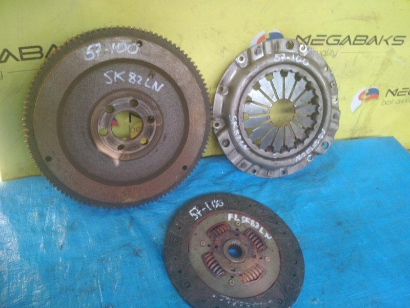 Диск сцепления Mazda Bongo SK82LN F8 (б/у)
