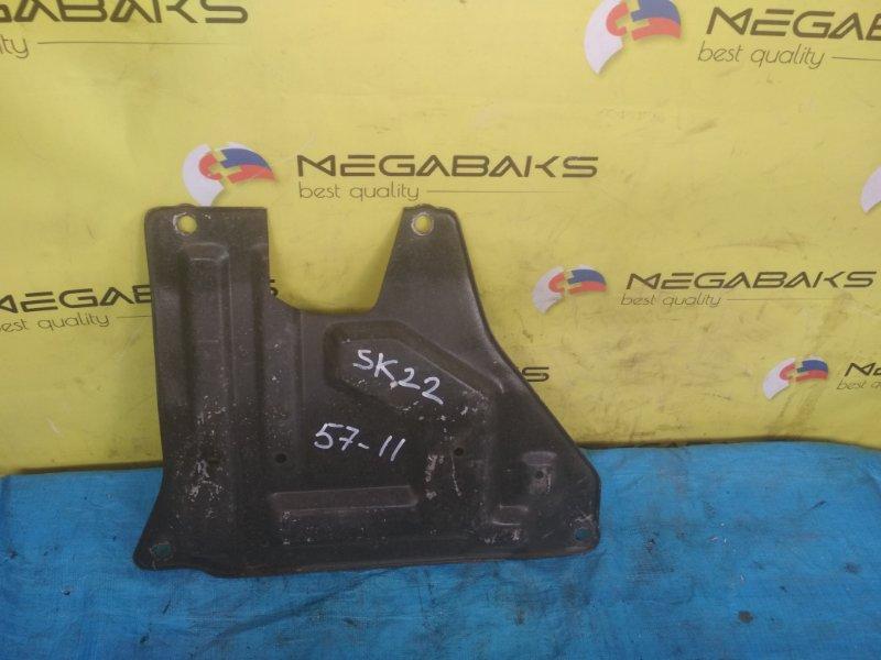 Защита двигателя Mazda Bongo SK22L R2 (б/у)