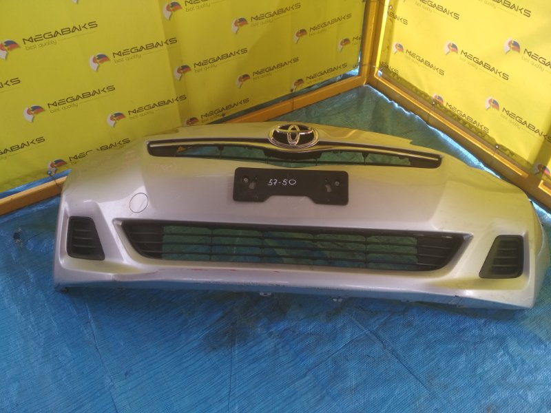 Бампер Toyota Ractis NCP120 2011 передний I MODEL (б/у)