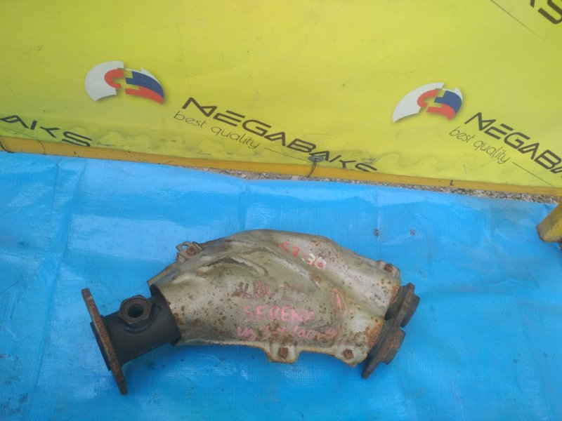 Глушитель Nissan Serena KBC23 (б/у)