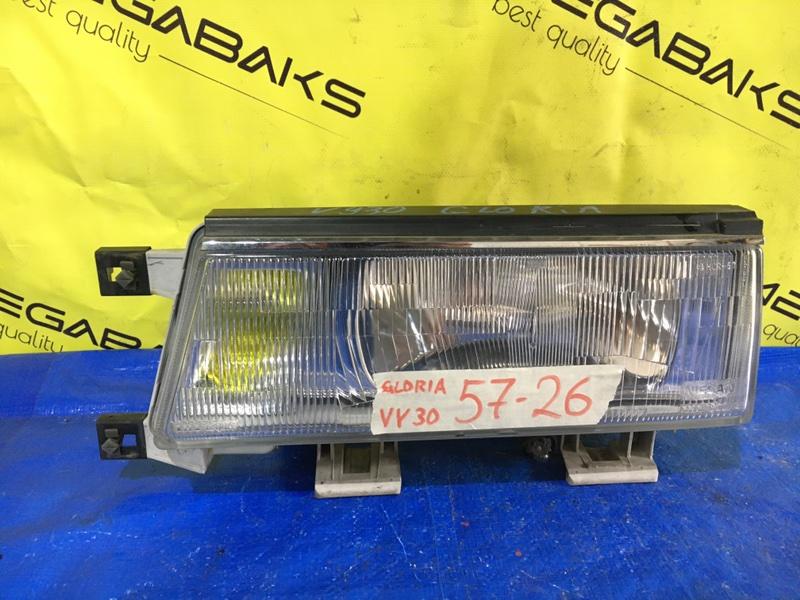 Фара Nissan Gloria VY30 левая 1200 (б/у)