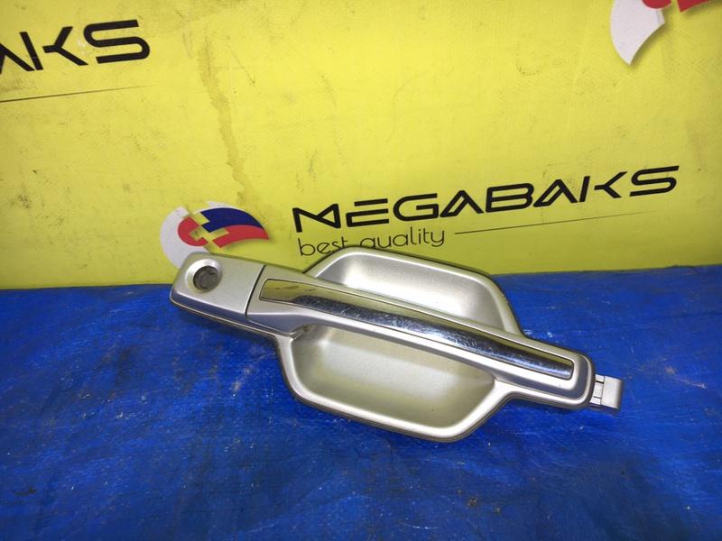 Ручка двери Mitsubishi Pajero V75W передняя правая (б/у)