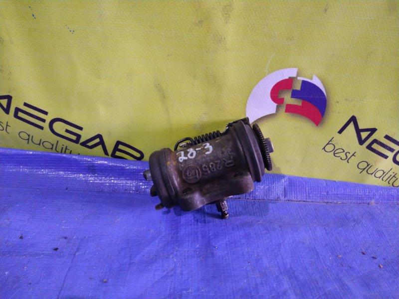 Тормозной цилиндр Toyota Dyna XZU302 задний (б/у)