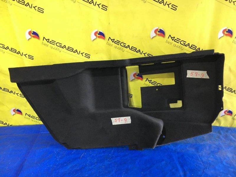 Обшивка багажника Mercedes-Benz Cls-Class C219 2005 правая (б/у)