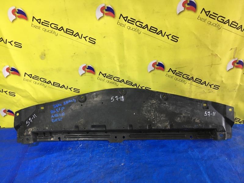 Защита бампера Mazda Axela BL5FP передняя (б/у)