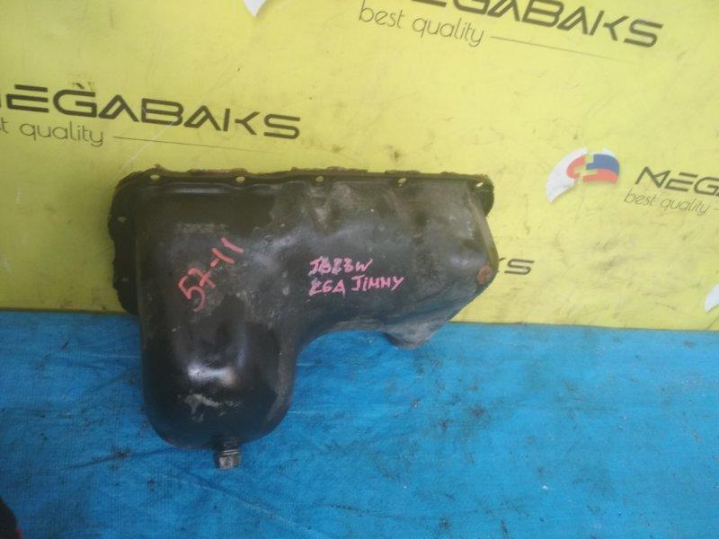 Поддон Suzuki Jimny JB23W K6A (б/у)