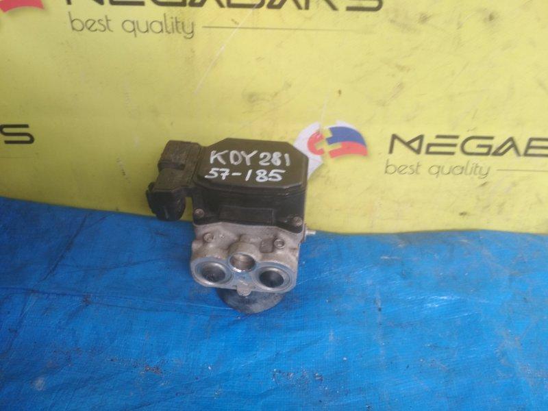 Блок abs Toyota Dyna KDY281 1KD-FTV 2007 44510-25010, 33800-2000 (б/у)