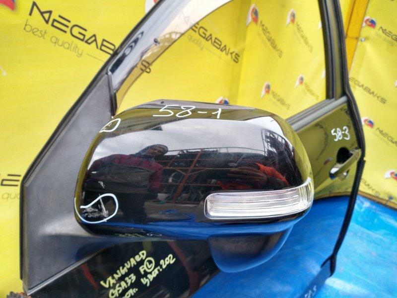 Зеркало Toyota Vanguard ACA33W 2007 левое (б/у)