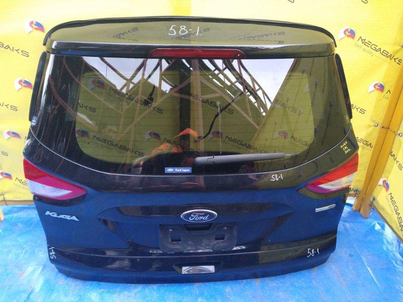 Дверь задняя Ford Kuga CBS JTMA 2011 (б/у)