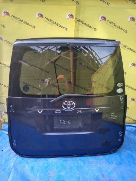 Дверь задняя Toyota Voxy ZRR70 2008 (б/у)
