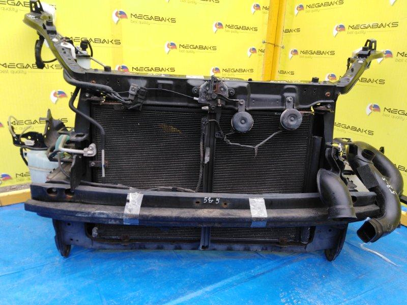 Жесткость бампера Toyota Voxy ZRR75 3ZR-FE 2009 передний +пенопласт (б/у)