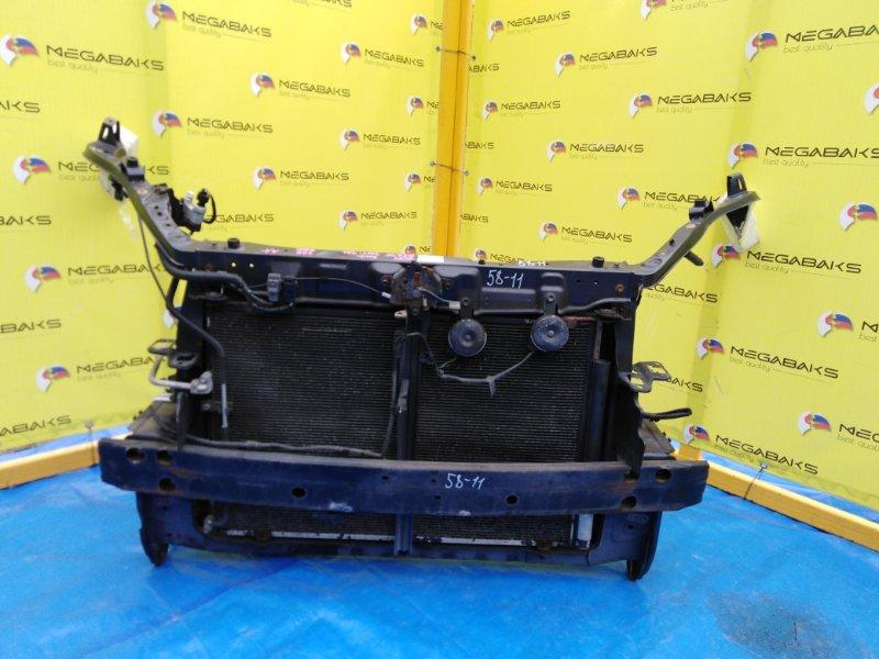 Радиатор кондиционера Toyota Voxy ZRR75 3ZR-FE (б/у)