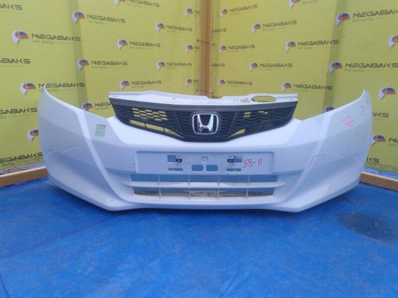 Бампер Honda Fit GP1 2011 передний II MODEL (б/у)