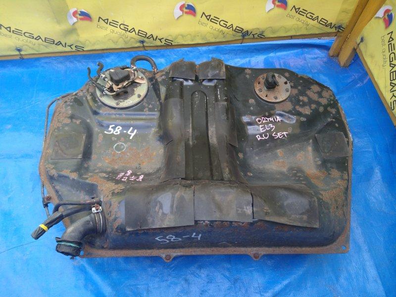 Бензобак Honda Orthia EL3 B20B (б/у)