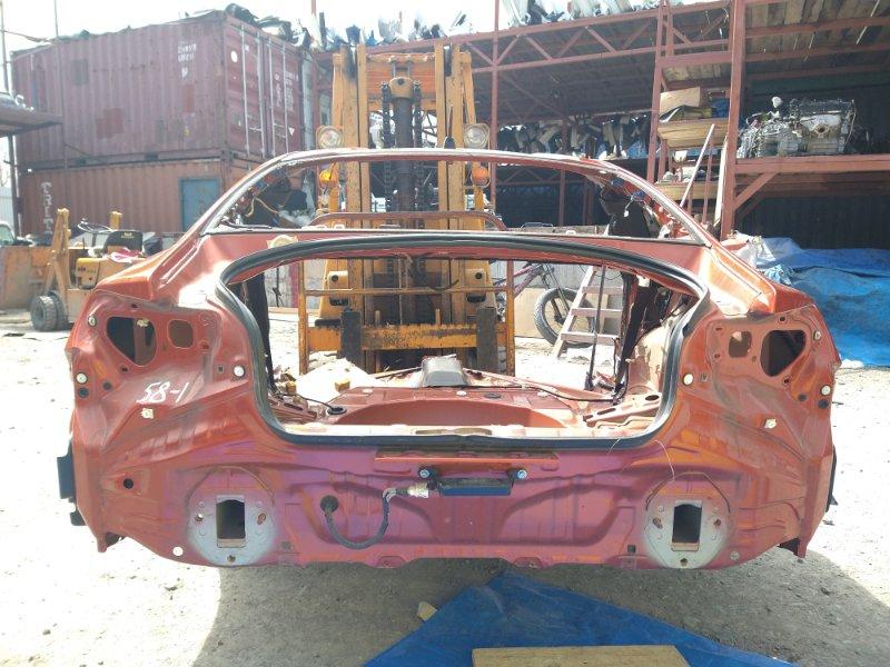 Задняя панель кузова Subaru Brz ZC6 FA20 (б/у)