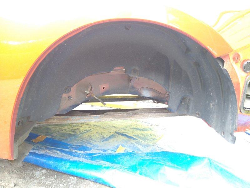 Подкрылок Subaru Gt86 ZN6 FA20 задний левый (б/у)