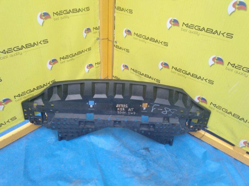 Защита бампера Suzuki Swift ZC32S K12B передняя (б/у)