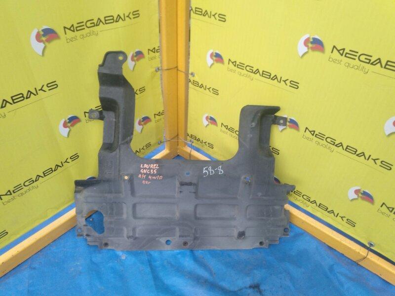 Защита двигателя Nissan Laurel GNC35 1998 (б/у)