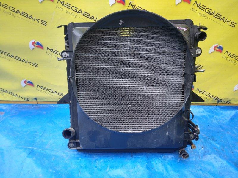 Радиатор основной Ford Explorer III XS (б/у)