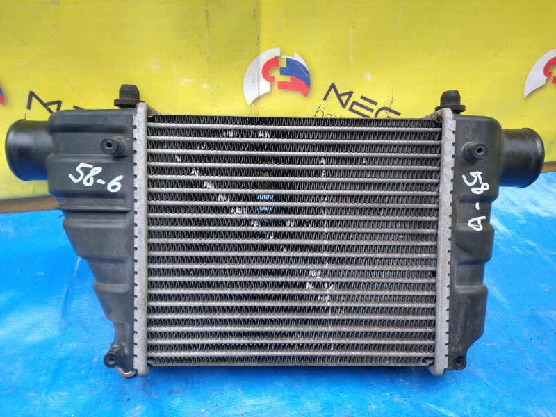 Радиатор интеркулера Nissan Stagea NM35 VQ25DET (б/у)