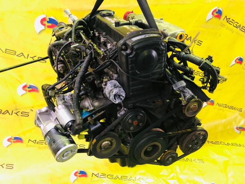 Двигатель Nissan Ad VSW10 CD20 1996 573093X (б/у)