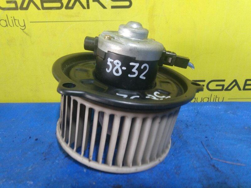 Мотор печки Mazda Titan SYE4T FE (б/у)