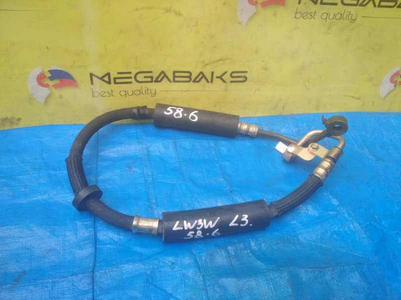 Шланг гидроусилителя Mazda Mpv LW3W L3 (б/у)