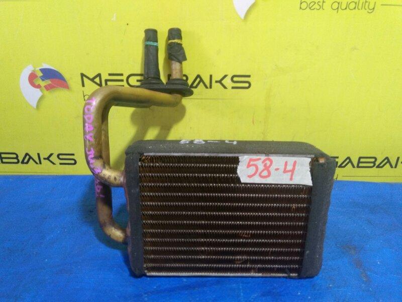Радиатор печки Honda Today JW3 (б/у)
