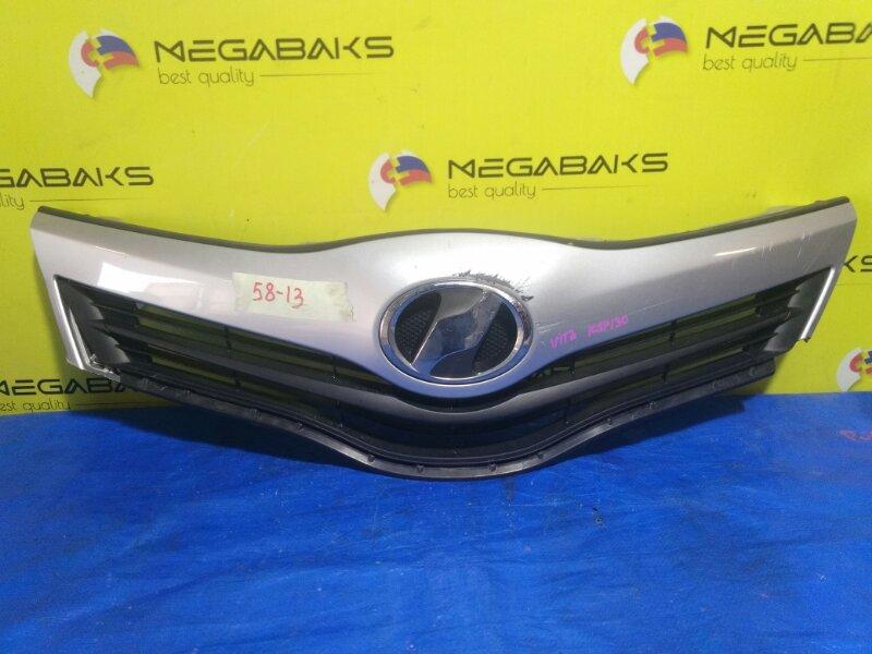 Решетка радиатора Toyota Vitz KSP130 I MODEL (б/у)