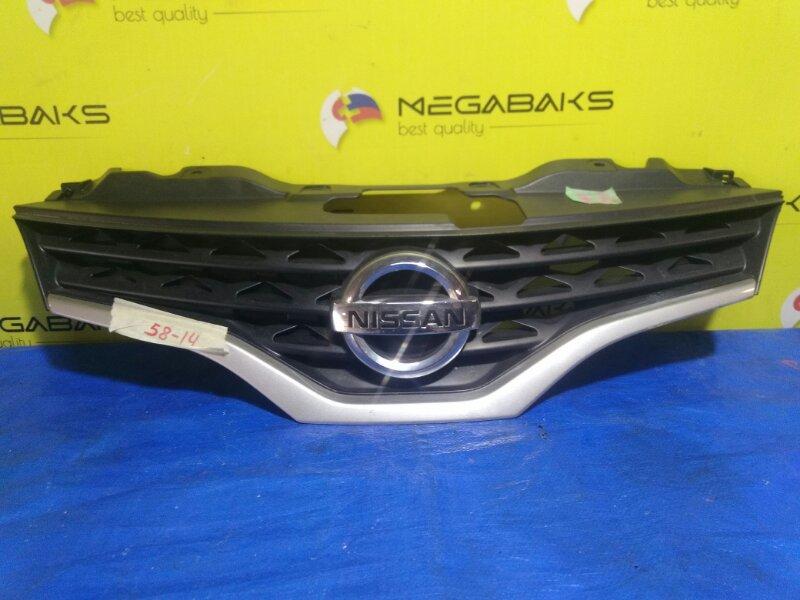 Решетка радиатора Nissan Nv200 VM20 (б/у)