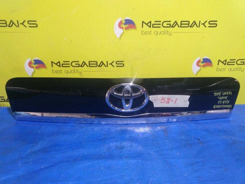 Накладка 5-й двери Toyota Vanguard GSA33 (б/у)