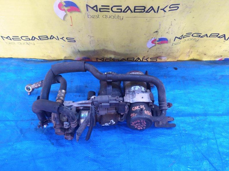 Насос включения 4wd Nissan Laurel GNC35 RB25DE 1998 41610-23400, 53250-10036 (б/у)