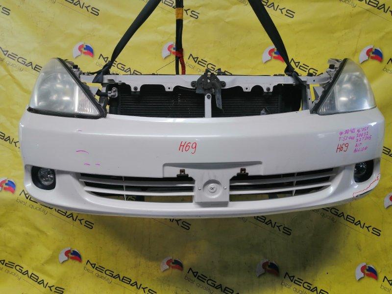 Nose cut Toyota Allion ZZT245 1ZZ-FE 2003 20-422 (б/у)