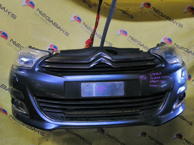 Nose cut Citroen C4 B7 EP6CDT 2010 Н60 АКПП (б/у)