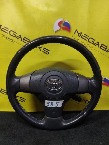 Руль Toyota Vanguard GSA33 (б/у)