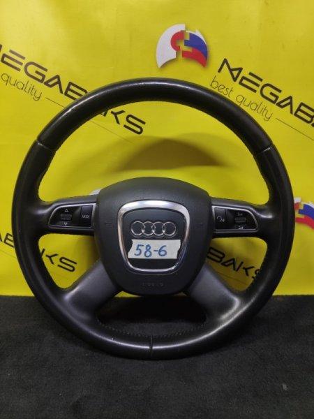 Руль Audi A4 8K (б/у)