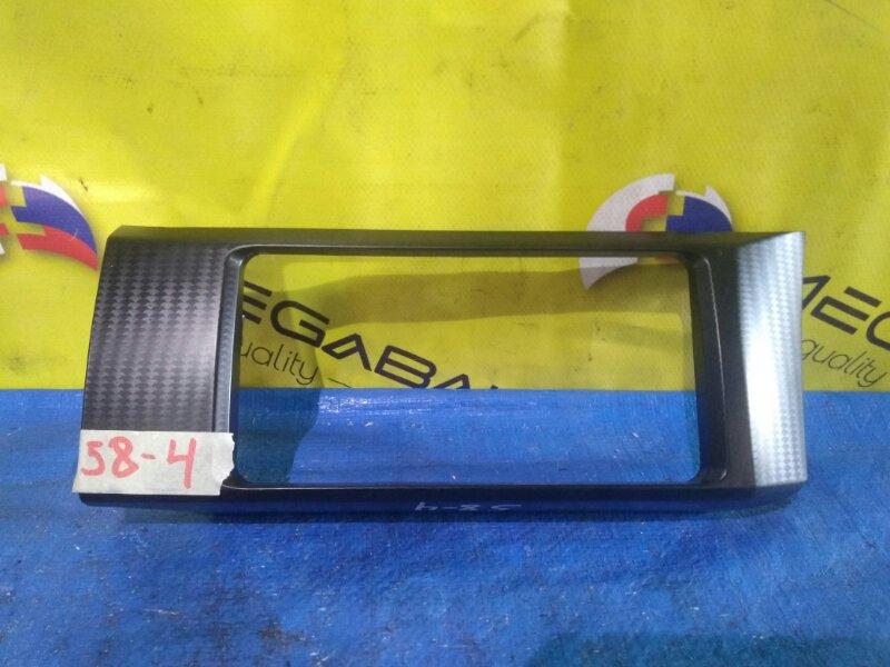 Консоль магнитофона Toyota Gt86 ZN6 (б/у)